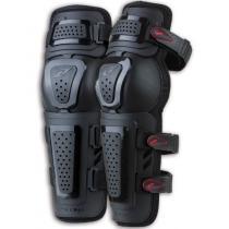 Moto chrániče kolien Zandona Kneeguard Evo čierne