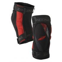 Moto chrániče kolien Zandona Soft Active Kneeguard čierne