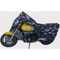 Moto plachta na motocykel Camuflage