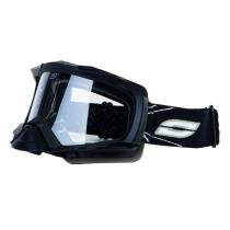 Motokrosové okuliare Ozone MX Dust čiernej matnej