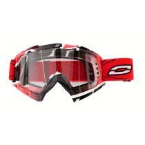 Motokrosové okuliare Ozone MX Mud červené