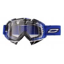 Motokrosové okuliare Ozone MX Mud modré
