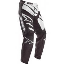 Motokrosové nohavice AXO SR čierno-biele