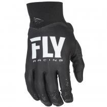 Motocrossové rukavice FLY Racing PRO LITE 2018 - USA čierne