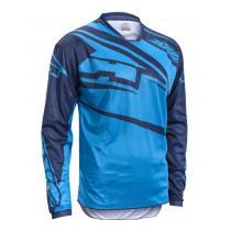 Motokrosový dres AXO SR Jersey modrý