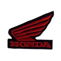 Nášivka a nažehlovačka Honda 3