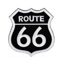 Nášivka a nažehlovačka Route 66
