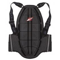 Chrbticový chránič Zandona Shield Evo X6 čierny 158-167 cm