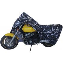 Plachta na motorku Motozem Camouflage