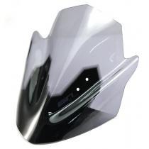 Plexi na moto R-TECH Kawasaki ER6N - dymové