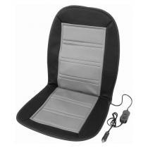 Poťah sedadla vyhrievaný s termostatom 12V LADDER sivý