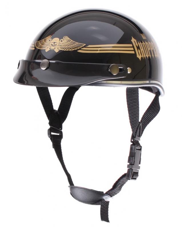 208154cb6f8d3 Prilba na motocykel Braincap RSA Skull čierna lesklá | Motozem.sk