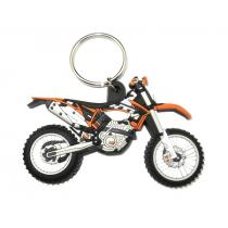 Prívesok na kľúče moto KTM