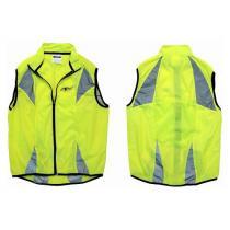 Reflexná vesta žltá S.O.R