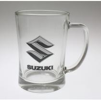 Pohár s logom SUZUKI 2