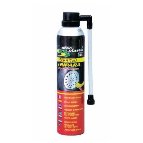 Sprej na opravu pneumatík Gonfia Ripara - 300 ml
