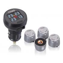 Systém na kontrolu tlaku pneumatík EXT