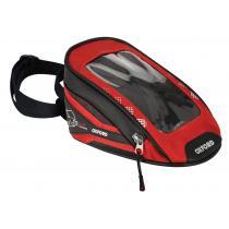 28f3005f8c Tankbag na motocykel Oxford M1R Micro čierno-červený