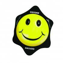 Univerzálné kolenné slidery Oxford Smiler žlté