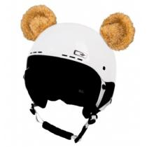 Uši na helmu Medvedík