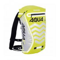 Vodotesný batoh Oxford Aqua V12 Extreme Visibility žltý