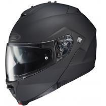Vyklápací prilba na motorku HJC IS-MAX 2 čierna matná