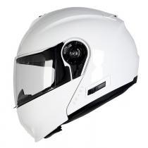 Odklápacia prilba na motocykel Ozone FP-01 biela výpredaj vypredaj d38fa62b26a