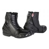 Topánky na motorku Ozone Urban čierne vypredaj