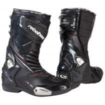 Topánky na motorku Rebelhorn Lap čierne vypredaj