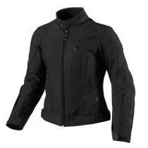 Dámska bunda na motorku Revit Jupiter čierna vypredaj