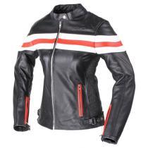 Dámska kožená bunda na motorku RSA Lines vypredaj