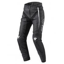 Dámske nohavice na motorku Revit Xena čierno-biele vypredaj