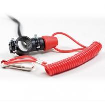 Emergency vypínač motora na riadidlá vypredaj