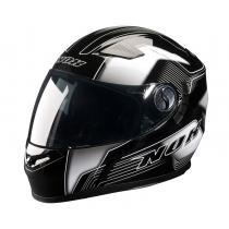 Integrálna prilba na motorku NOX N917 Vhortex čierno-biela vypredaj