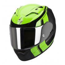 Integrálna prilba Scorpion EXO-1200 Stream Tour čierno-zelená vypredaj