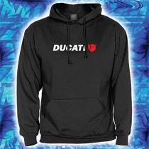 Mikina s motívom Ducati s kapucňou vypredaj