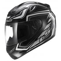 Moto prilba LS2 FF352 ROOKIE Ranger čierno-biela vypredaj