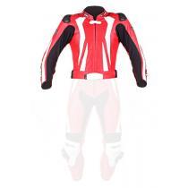 Pánská bunda Tschul 525 červená vypredaj