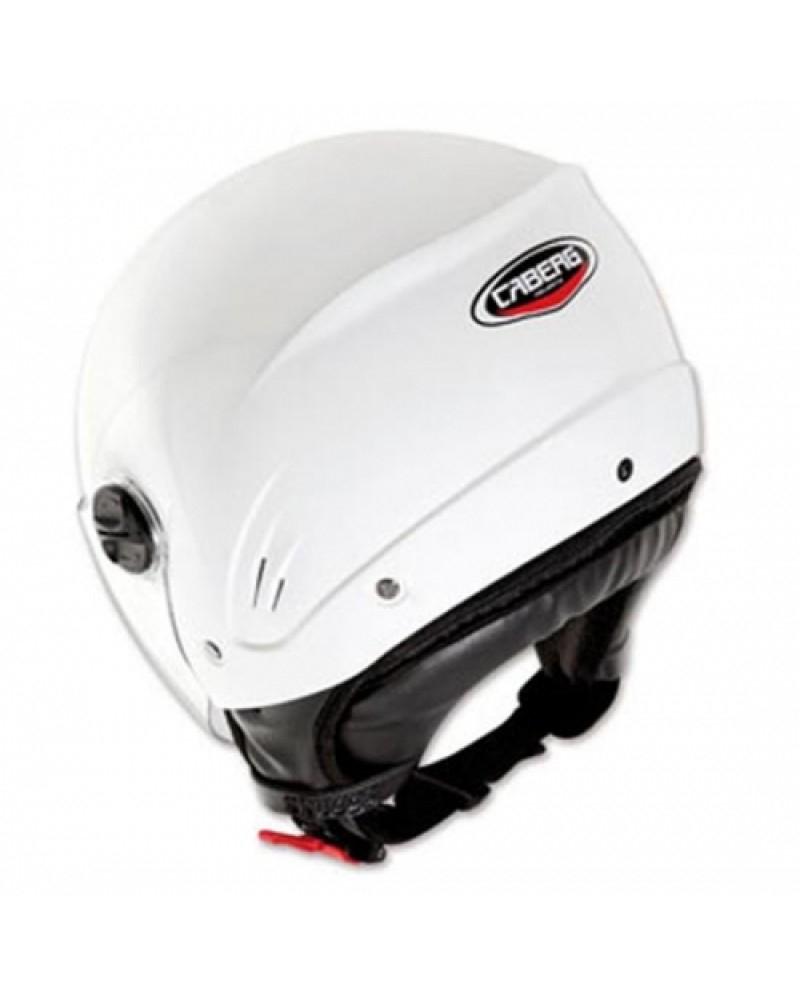 Rock Crawler Helmets : Prilba na motorku caberg axel biela motozem sk