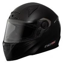 Prilba na motorku LS2 FT2 Single Mono čierna matná vypredaj