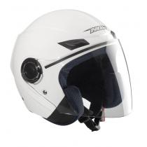 Prilba na motorku Nox-N630 biela vypredaj