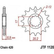 Reťazové koliesko JTF1120 14 vypredaj