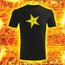 Tričko s motívom Rockstar vypredaj