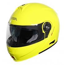 Vyklápacia prilba na motorku RSA TR-01 žltá vypredaj