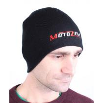 Zimné čiapky Motozem čierna